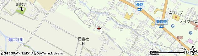 大分県玖珠郡玖珠町塚脇568周辺の地図