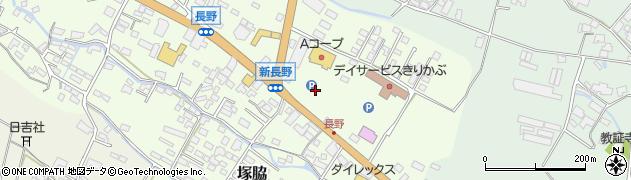 大分県玖珠郡玖珠町塚脇658周辺の地図