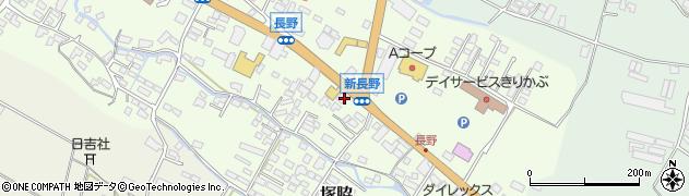 大分県玖珠郡玖珠町塚脇621周辺の地図