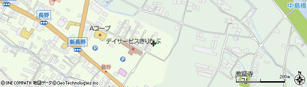 大分県玖珠郡玖珠町塚脇688周辺の地図
