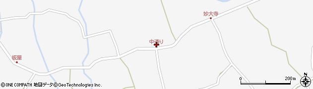 大分県玖珠郡玖珠町小田895周辺の地図