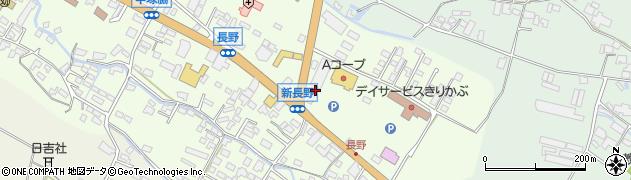 大分県玖珠郡玖珠町塚脇649周辺の地図