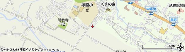 大分県玖珠郡玖珠町山田435周辺の地図