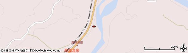 大分県玖珠郡玖珠町戸畑7810周辺の地図