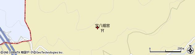 大分県玖珠郡九重町松木437周辺の地図