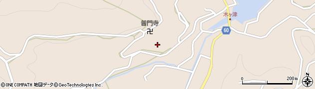 風香寺周辺の地図