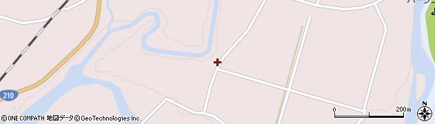 大分県玖珠郡玖珠町戸畑6443周辺の地図