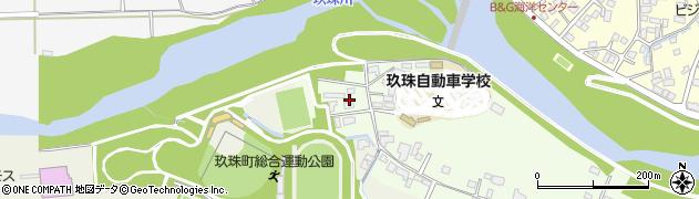 大分県玖珠郡玖珠町塚脇20周辺の地図