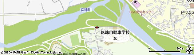 大分県玖珠郡玖珠町塚脇46周辺の地図