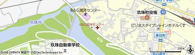 大分県玖珠郡玖珠町帆足288周辺の地図