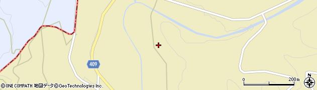 大分県玖珠郡九重町松木3080周辺の地図