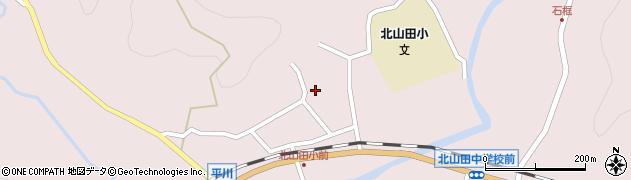 大分県玖珠郡玖珠町戸畑2908周辺の地図