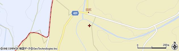 大分県玖珠郡九重町松木3068周辺の地図