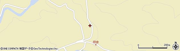 大分県玖珠郡九重町松木2766周辺の地図