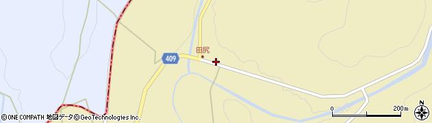 大分県玖珠郡九重町松木2147周辺の地図