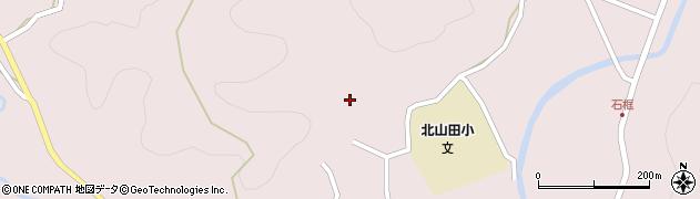 大分県玖珠郡玖珠町戸畑3057周辺の地図