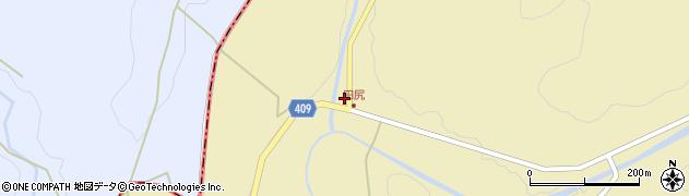 大分県玖珠郡九重町松木2146周辺の地図