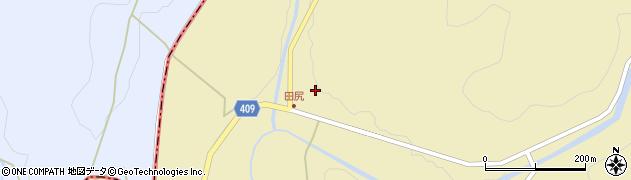 大分県玖珠郡九重町松木2138周辺の地図