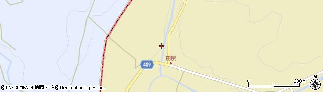 大分県玖珠郡九重町松木1919周辺の地図