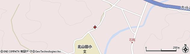大分県玖珠郡玖珠町戸畑3159周辺の地図