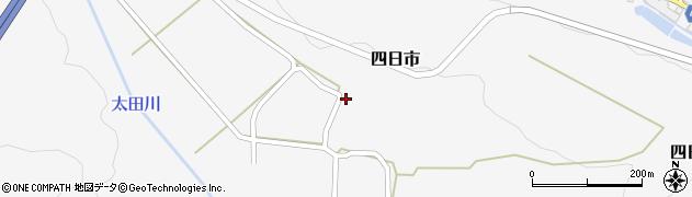 大分県玖珠郡玖珠町四日市738周辺の地図