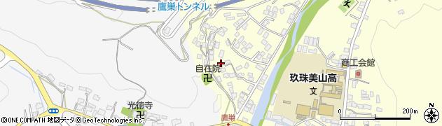 大分県玖珠郡玖珠町帆足2706周辺の地図