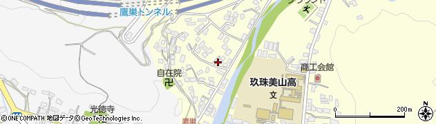 大分県玖珠郡玖珠町帆足2770周辺の地図