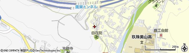 大分県玖珠郡玖珠町帆足2692周辺の地図