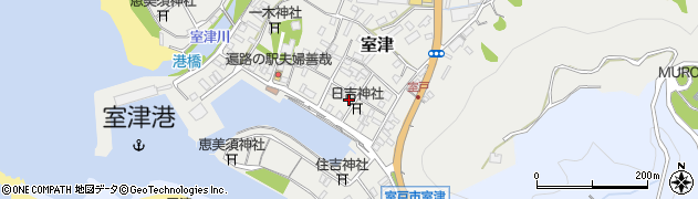 中町食堂周辺の地図