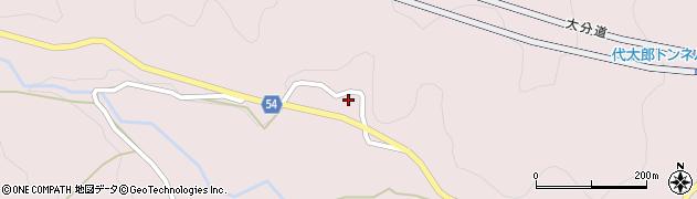 大分県玖珠郡玖珠町戸畑5031周辺の地図