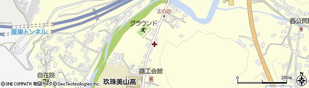大分県玖珠郡玖珠町帆足64周辺の地図