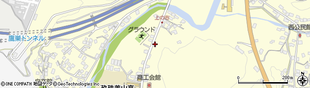 大分県玖珠郡玖珠町帆足63周辺の地図