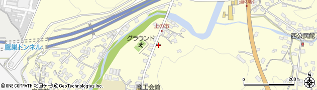 大分県玖珠郡玖珠町帆足68周辺の地図