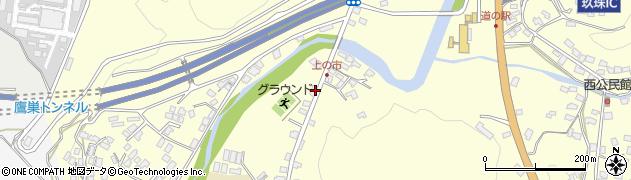 大分県玖珠郡玖珠町帆足41周辺の地図