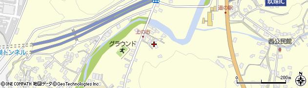 大分県玖珠郡玖珠町帆足29周辺の地図