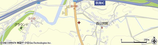 大分県玖珠郡玖珠町帆足880周辺の地図