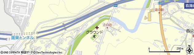 大分県玖珠郡玖珠町帆足上の市周辺の地図