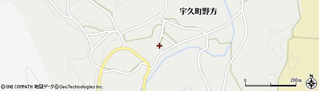 長崎県佐世保市宇久町野方周辺の地図