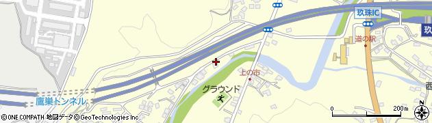 大分県玖珠郡玖珠町帆足2538周辺の地図
