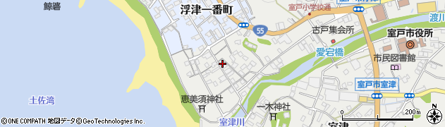 浜窪自転車商会周辺の地図