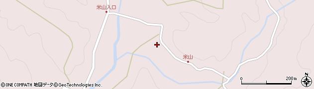 大分県玖珠郡玖珠町戸畑2009周辺の地図