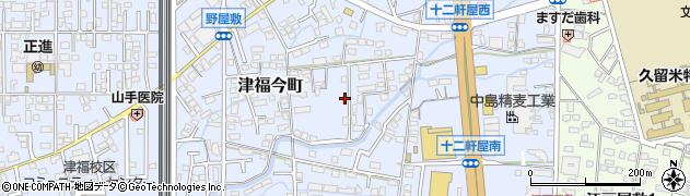 色彩工房(合同会社)周辺の地図