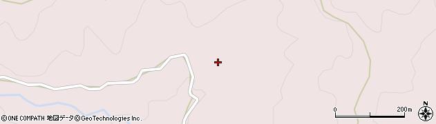 大分県玖珠郡玖珠町戸畑5841周辺の地図