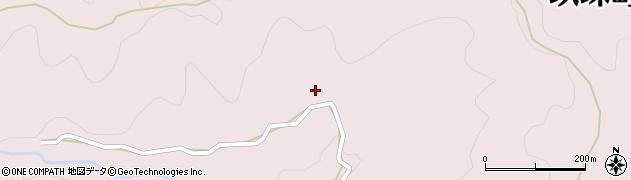 大分県玖珠郡玖珠町戸畑5781周辺の地図