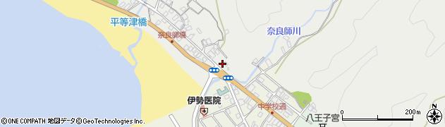 千代岡プロパンセンター周辺の地図