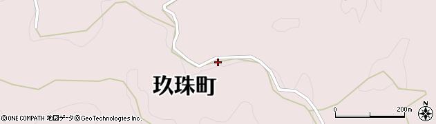 大分県玖珠郡玖珠町戸畑3600周辺の地図
