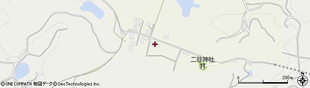 大分県玖珠郡玖珠町太田96周辺の地図