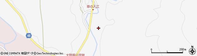 大分県玖珠郡玖珠町四日市1555周辺の地図