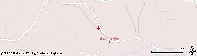 大分県玖珠郡玖珠町戸畑3886周辺の地図