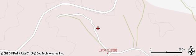 大分県玖珠郡玖珠町戸畑4083周辺の地図